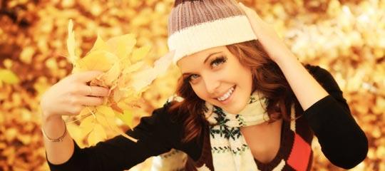 10 conseils pour être au top pendant l'automne